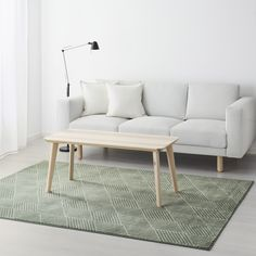 IKEA Welcome to the IKEA Switzerland website. Discover furniture, furnishings, decoration and more in the online world of IKEA, your Swedish furniture store. Living Room Carpet, Bedroom Carpet, Rugs In Living Room, Living Room Accessories, Home Accessories, Chill Lounge, Interior Paint Colors For Living Room, Ikea Rug, Plush Carpet