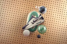 During the conceptionof Nike's first Air Max, the development process yielded a sneaker idea which incorporated nearly three decades of innovation. However, that shoe would never come toexistence, w...
