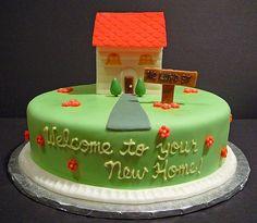 New House Cake Let Them Eat Cake Pinterest House Cake Cake