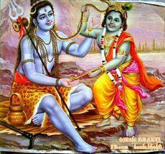 Shiva,Krishna