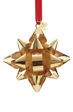 kate spade new york 'tacky bow' ornament