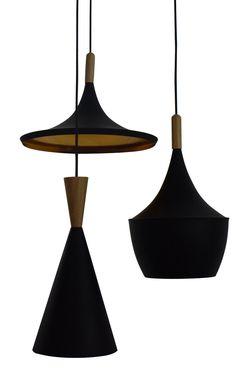 Plafonnier marron bois Promelec spécialiste de l éclairage et du
