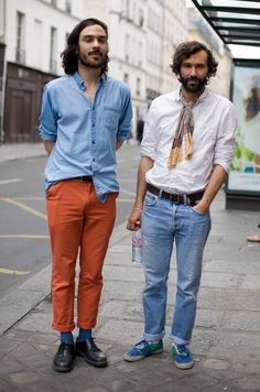 Pair of Europeans Dudes | Street Fashion | Street Peeper | Global Street Fashion and Street Style