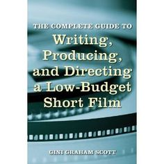 The Complete Guide to Writing, Producing, and Directing a Low-Budget Short Film is a comprehensive step-by-step overview of how to complete and promote a low-budget short film. Script Writing, Writing Advice, Tv Writing, Writing Ideas, Film Tips, Films Cinema, Digital Film, Free Films, Making A Movie