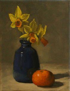 Daffodils, Bing Images, Paintings, Fine Art, Idea Paint, Paint, Painting Art, Painting, Painted Canvas