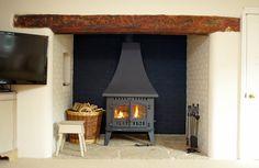 Log Burner - Duck Street Cottage