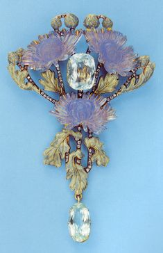 Art Nouveau Jewellery - René Lalique