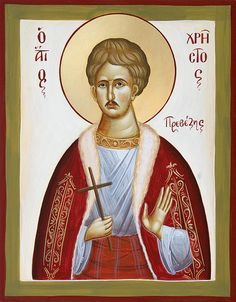 St Christos of Preveza www.ikonographics.net