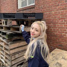 Photo album containing 5 pictures of Yuna Kpop Girl Groups, Korean Girl Groups, Kpop Girls, Uzzlang Girl, New Girl, Kpop Hair, Indie Kids, Celebs, Celebrities