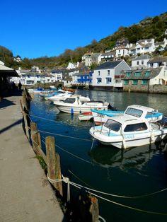 fuckitandmovetobritain: Polperro Cornwall England UK My blog posts