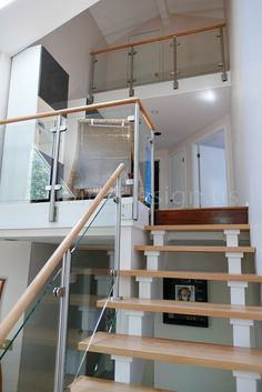 Konstantin -OH gallery from Inline Design's modern stainless steel cable, glass, and bar railing systems for residential & commercial spaces