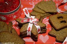 Zázvorníky bez lepku, vajec a laktózy Gingerbread Cookies, Gluten Free, Food, Kitchen, Diy, Sin Gluten, Baking Center, Do It Yourself, Ginger Cookies
