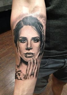 Portrait Tattoo by Teneile Napoli | Incredible INK ...