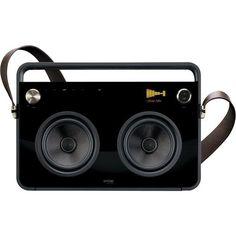 TDK 2-Speaker Boombox Premium Audio System