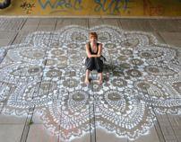 Lace Style Mandala by NeSpoon
