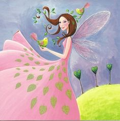 Bird faerie