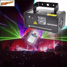 176.00$  Buy now - http://ali90l.shopchina.info/1/go.php?t=32777598077 - Remote RGB 400mw DMX512 Laser Line Scanner Stage Lighting Effect Projector Light DJ Dance Bar Xmas Party Disco Show Lights 176.00$ #buyonlinewebsite
