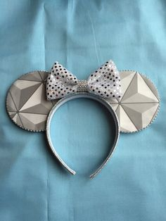 Grand and Miraculous Spaceship Earth Inspired Mouse Ears