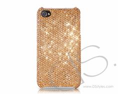 Swarovski crystal iPhone case.  Because everyone needs a little BLING in their life. :)  I like things that sparkle.  :)