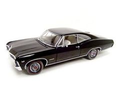 Mmmmmm... 1967 Chevy Impala. The only  good year for Impala's.