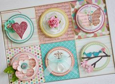 DIY .... love the inchies! ... http://gaillindner.typepad.com/after_all_these_years/2010/11/journaling-tag-collage-frame-tutorial.html