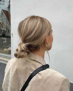 Hair Day, New Hair, Hair Inspo, Hair Inspiration, Blonde Hair Looks, Brown Blonde Hair, Fresh Hair, Hair Again, Aesthetic Hair