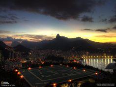 Evening in Rio