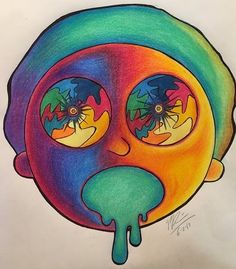 hippie painting ideas 303993043599538547 - Existence is Pain — Sooo rad ! Source by sorshathered Trippy Drawings, Psychedelic Drawings, Cool Art Drawings, Art Drawings Sketches, Hippie Painting, Trippy Painting, Painting & Drawing, Hippie Drawing, Hippie Kunst
