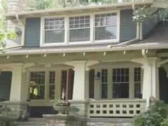 craftsman style home colors exterior