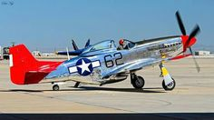 You can't imagine the feeling of wonder, viewing a vintage aircraft and watching a vintage aircraft flying. Ww2 Aircraft, Military Aircraft, Tuskegee Airmen, Old Planes, P51 Mustang, Jet Plane, Vintage Diy, Vintage Ideas, Vintage Cars