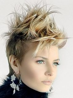 One of these days I'm cutting off all my hair and hawking it. Something like this, but a bit tamer.