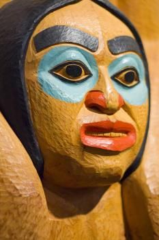 An excellent sampling of Northwest Coast Native art is currently on view in the Pacific Voices exhibit at the Burke Museum of Natural History & Culture.