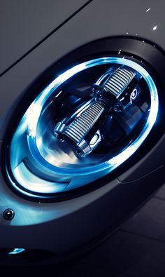 #Porsche 911 headlamp #design