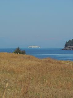 BC Ferry from Gabriola Island