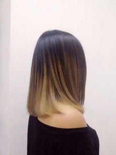 Par Vopsit Sombre La Moda In 2018 Cuafuri Hair Hair Cuts și