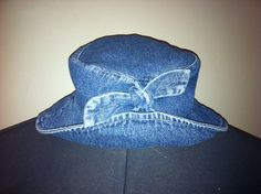 Destash Denim Baby GAP Hat by jumpinjax on Etsy, $15.00