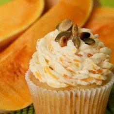 de toamna :)  Cupcake cu dovleac « Stephany's