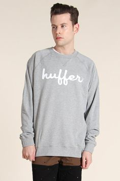 We never quite mastered joined-up handwriting. What was with that funky K which looked like an R? Turns out Huffer are the experts - take a look at their Crue Crew, complete with a fancy joined-up Huffer logo. Incredible. Pop it on with Huffer's Trackie Shorts for a laid-back sports vibe. Ah Physical Education - something else we were terrible at.