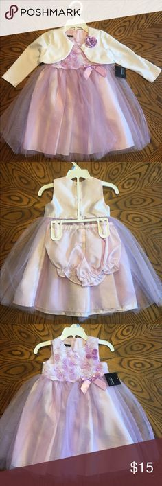 Little girls party dress New beautiful Lavender 18months party dress! Holiday Editions Dresses Formal