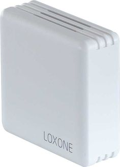 Loxone Wireless Temperature & Humidity Sensor Air