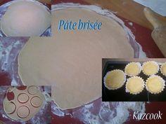 Pâte brisée (au thermomix) - La Cuisine des Mamans