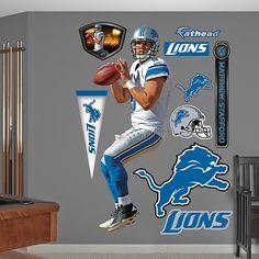 Matthew Stafford - Away, Detroit Lions