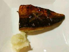 ふっくら♡鯖の塩焼きの画像