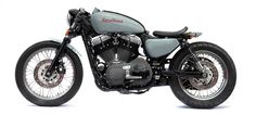 Nightster Cafe Racer