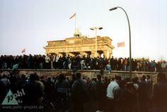 Fall of the Berlin Wall, 1990