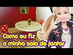 Casa da Barbie - Sala de Jantar - YouTube