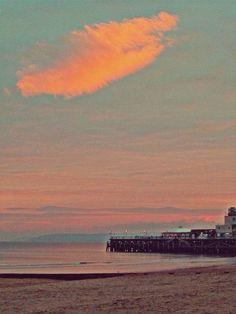 Sea by Hannah Player, via Behance Coast, Behance, Clouds, Sea, My Love, Photography, Outdoor, Outdoors, Photograph