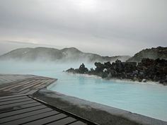 Into The Blue Lagoon - Iceland