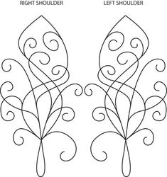 embroidery idea for my elvish costume I'm working on Embroidery Applique, Cross Stitch Embroidery, Embroidery Patterns, Machine Embroidery, Medieval Embroidery, High Fantasy, Legolas Costume, Lotr Elves, Leather Working Patterns