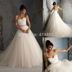 Vestido De Noiva 2014 Vintage Ball Gown Wedding Dresses Country Western Wedding Dresses Bridal Gown Vestido De Casamento $163.00